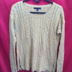 American outfitters Medium Yellow sweater